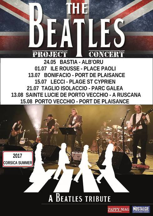 THE BPC BEATLES TRIBUTE - I NOTTE DI A RUSCANA