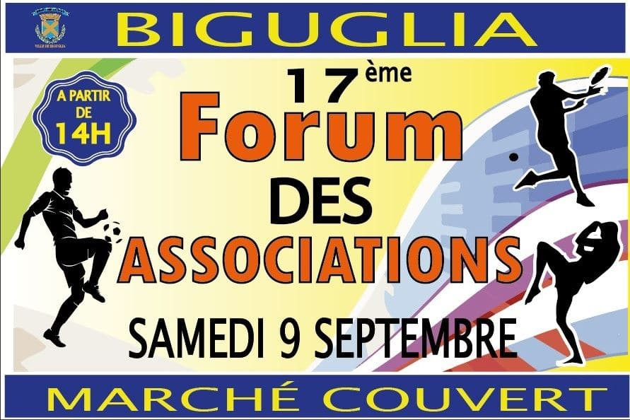 17° Forum des Associations de Biguglia