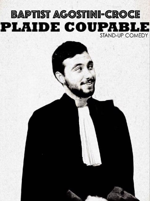 "Baptist Agostini-Croce ""plaide coupable"