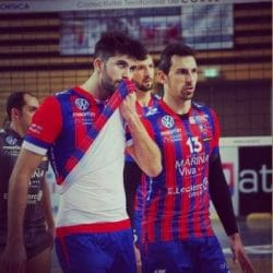 Volley : Ajaccio / Tours