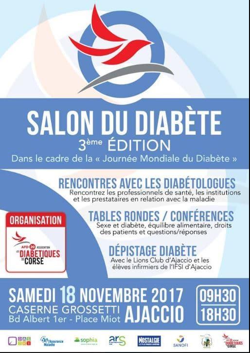 3° Edition Salon du Diabète