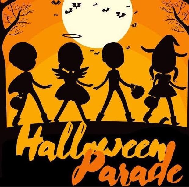 Halloween Parade avec Sandy Events