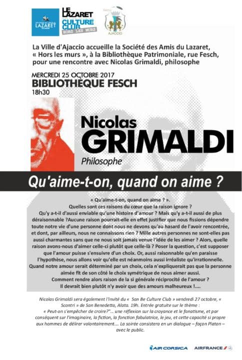Nicolas Grimaldi