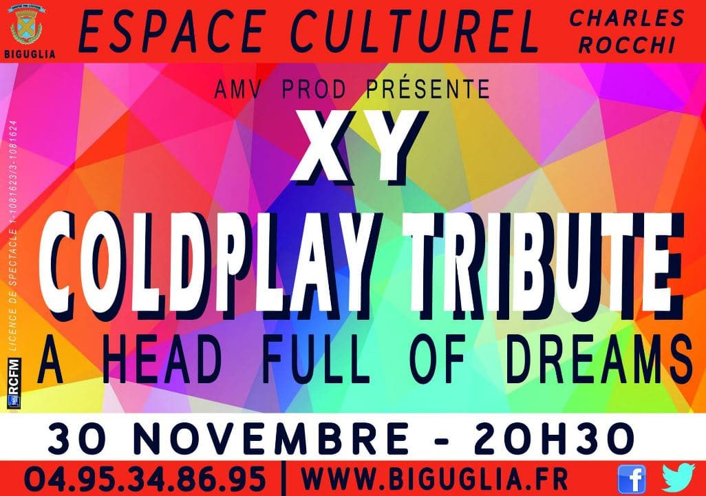 XY Coldplay Tribute