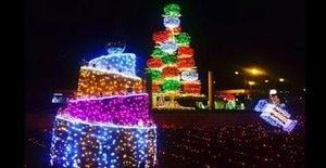 1er concours d'illuminations de Noël