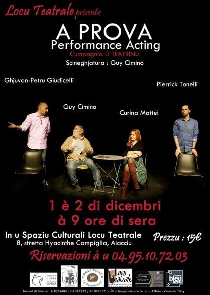 A PROVA Perfomance Acting