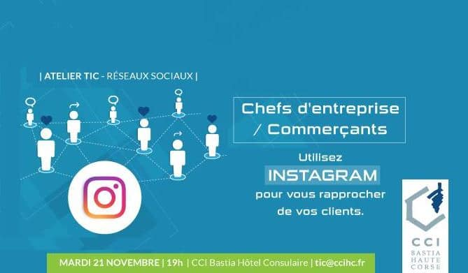 Atelier TIC Instagram