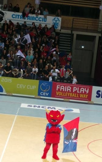 Coupe d'Europe de Volley