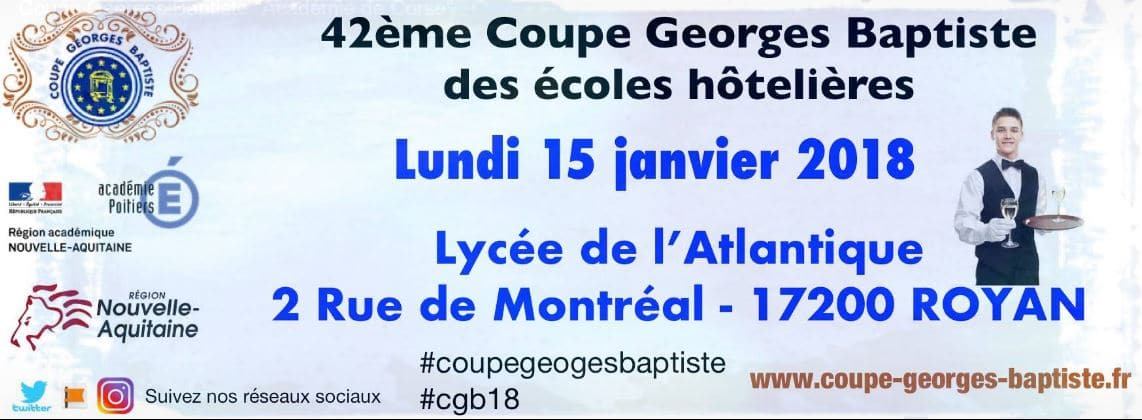 Coupe Georges Baptiste