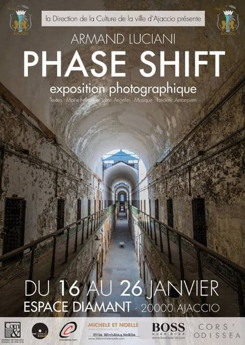Phase Shift - Armand Luciani