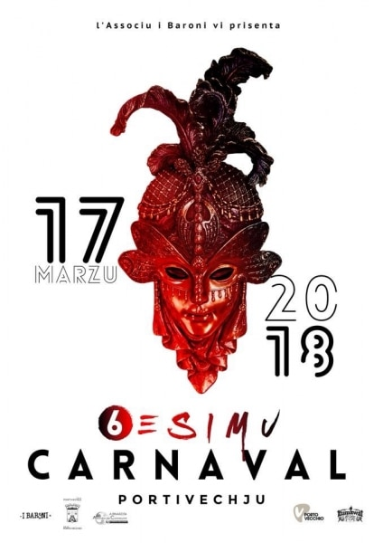 6° EDITION DU CARNAVAL DE PORTIVECHJU - FESTA IN PAESI