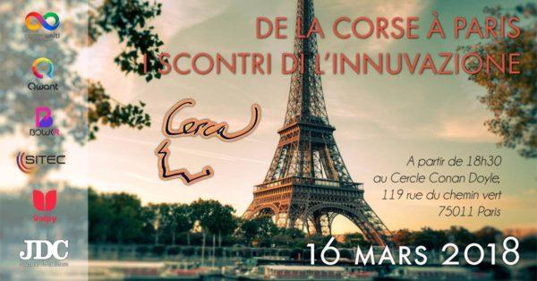 De la Corse à Paris I Scontri di l'Innuvazione