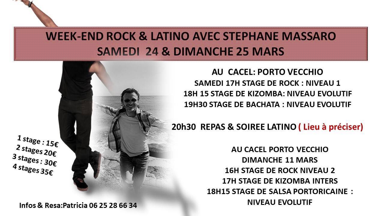 Week-end Rock & Latino