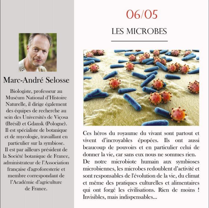 Les microbes