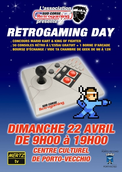 RETROGAMING DAY III
