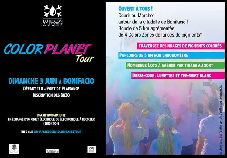 Color Planet Tour